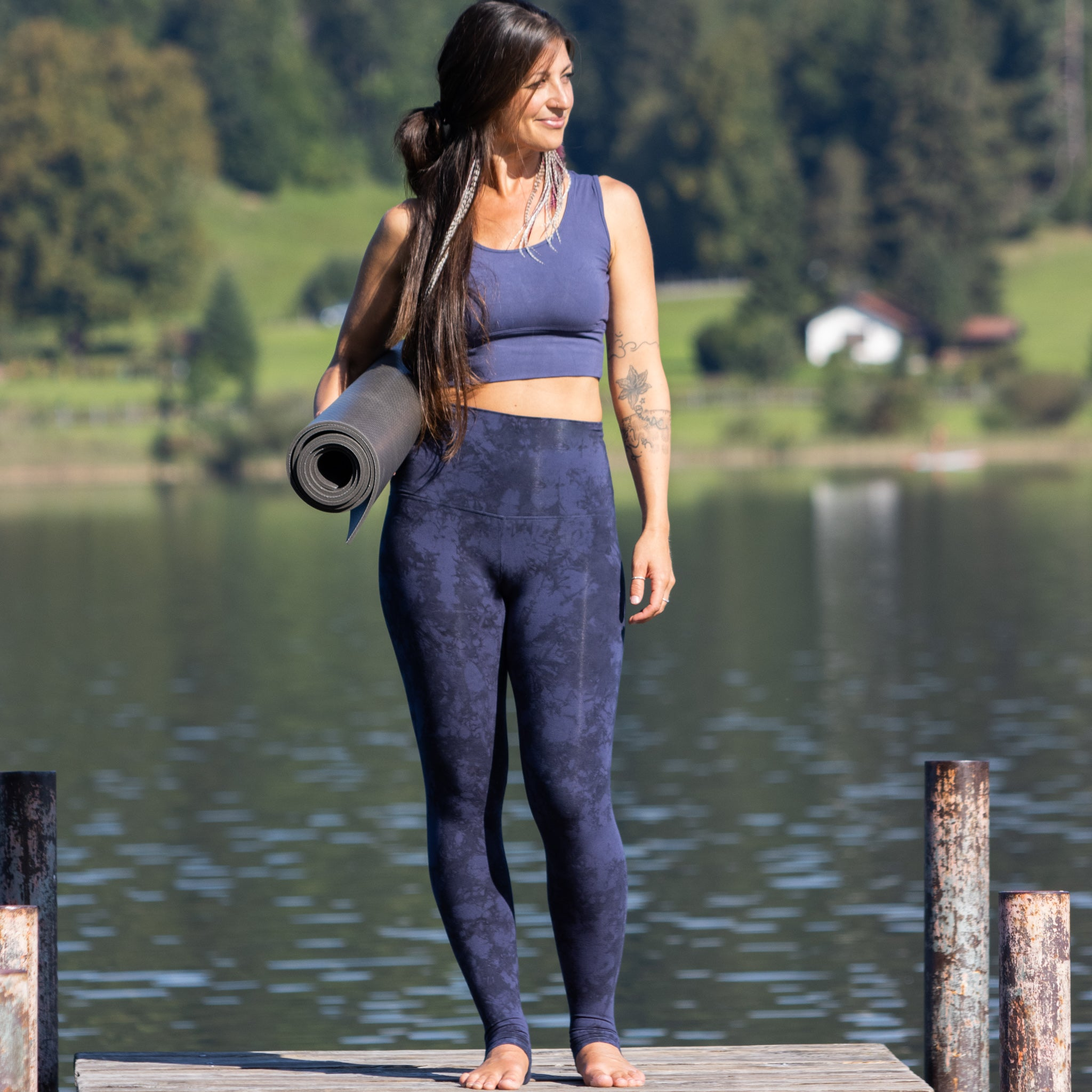 Nightblue Leggings