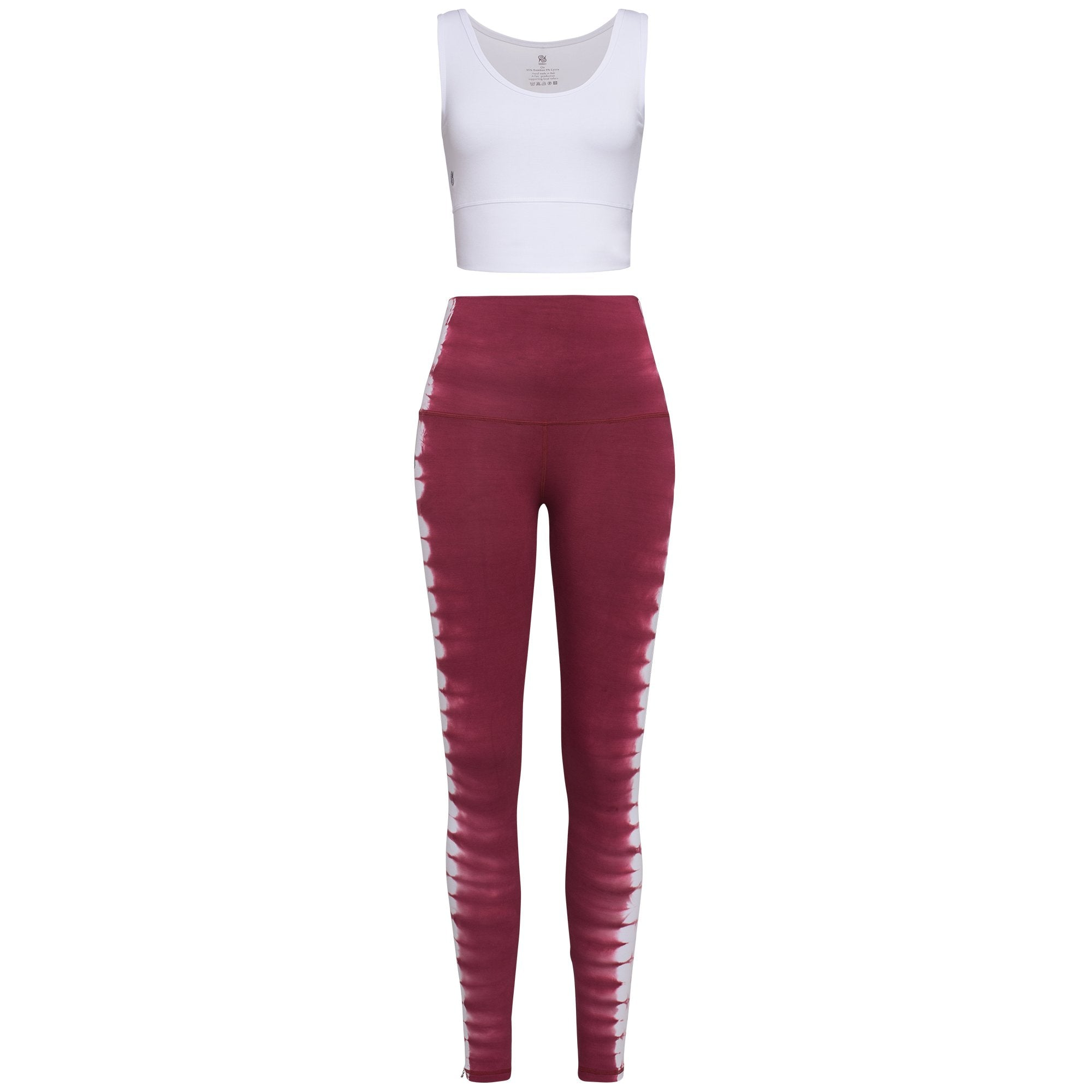 Leggings Spinal RED