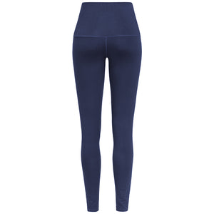 Leggings Blau matt