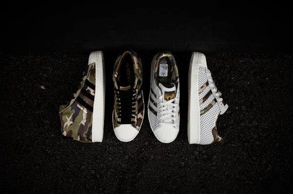 Adidas x Quickstrike - Pro Model and Superstar at Rock City Kicks