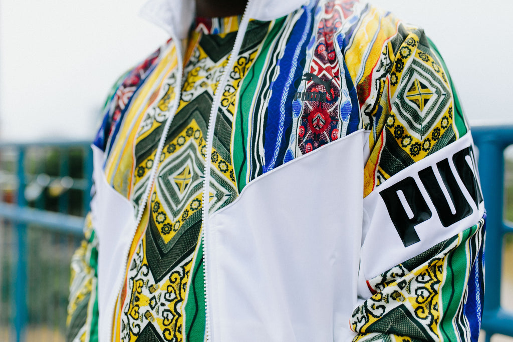 differently aed33 63411 Coogi x Puma Spring '17 Collection – Rock City Kicks