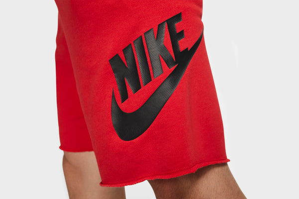 Nike Alumni Shorts (Black/Red)