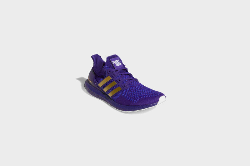 Adidas UltraBoost 1.0 Huskies DNA (Purple/Gold)