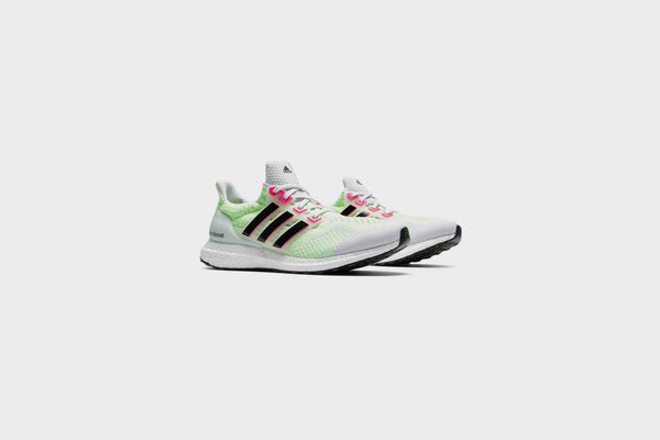 Adidas Ultraboost 5.0 DNA (Dash Grey/Core Black/Signal Green)