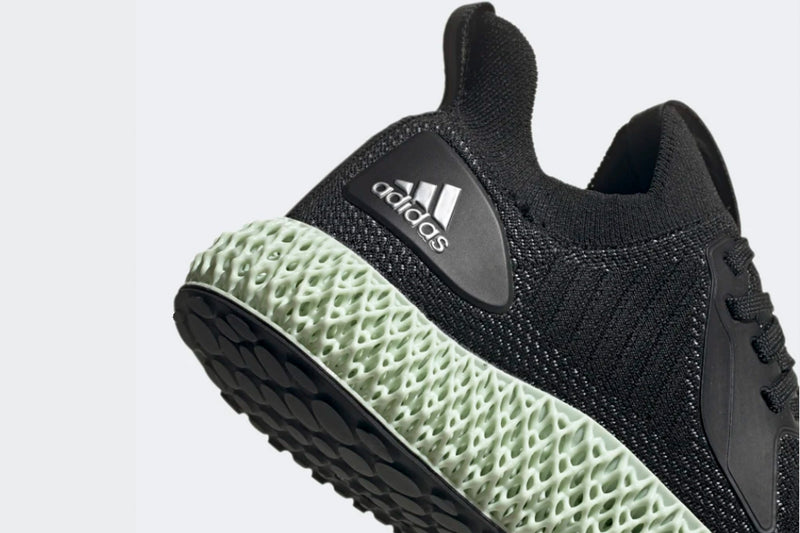 Adidas Alphaedge 4D (Black/Mint Green)