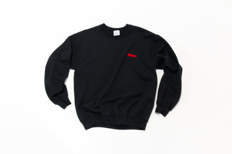 Bueno - Virgin Mary CrewNeck (Black)