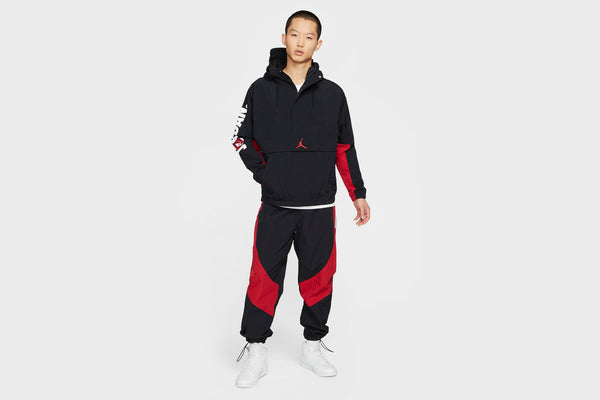 Jordan Jumpman Classic Jacket (Black/Red)