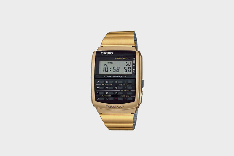 Casio Vintage Collection CA-506G-9AVT (Gold)