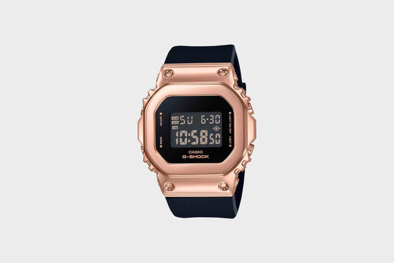 Casio G-Shock GMS5600PG-1 (Black/Rose)