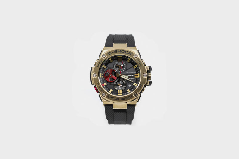 Casio G-Shock x Rui Hachimura (Black/Gold/Red)