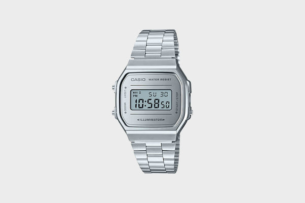 Casio Vintage Collection A168WEM-7VT (Silver)