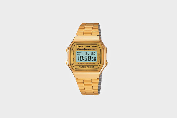 Casio Vintage Collection A168WG-9VT (Gold)