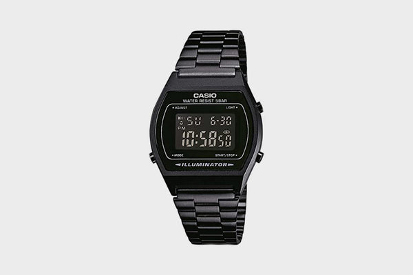 CASIO Vintage Collection (Matte Black)