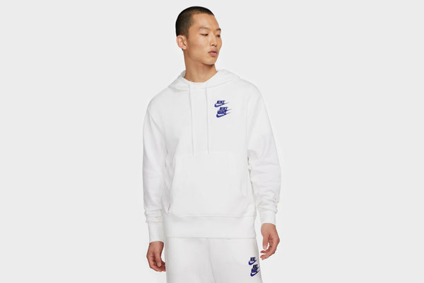Nike Pullover French Terry (White)