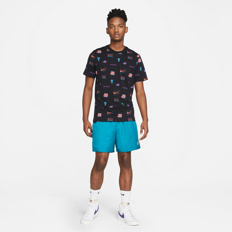 Nike NSW Just Do It All Over Tee (Black)