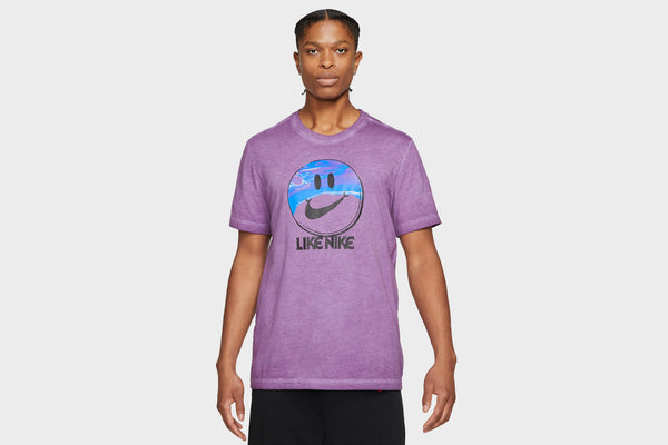 Nike Sportswear T-Shirt (Purple)