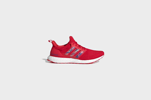 Adidas Ultraboost DNA (Scarlet/Collegiate Purple/Cloud White)