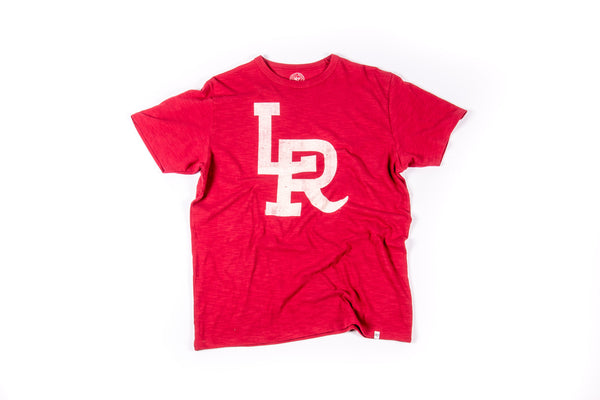 RCK x 47 - LR Travelers Scrum Tee (Rescue Red)