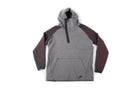 Nike - Sportswear Tech Fleece Dynamic Reveal Hoodie (Heather Grey/Navy-Red)