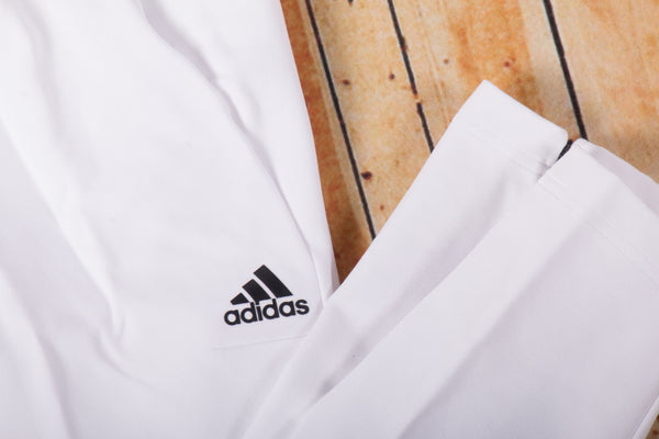 WMNS Adidas - ZNE Tapered Pants (White)