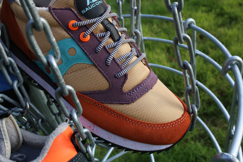 Saucony Jazz Original (Curry/Ginger/Orange)