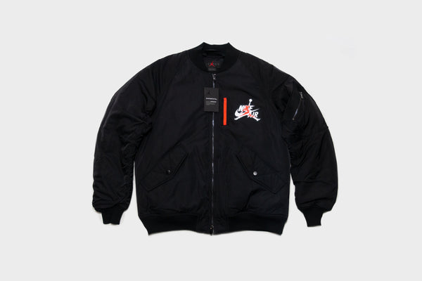 Jordan - Wings MA-1 Jacket (Black)