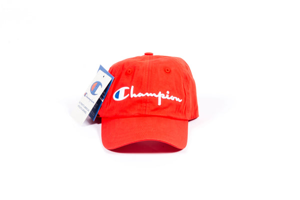 Champion Europe Premium - Baseball Cap (Red Spark)