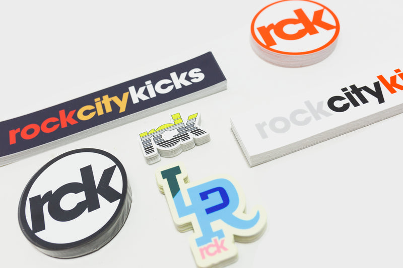 RCK Sticker Pack
