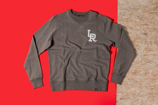 RCK x 47 - LR Striker Crew (Wolf Grey)