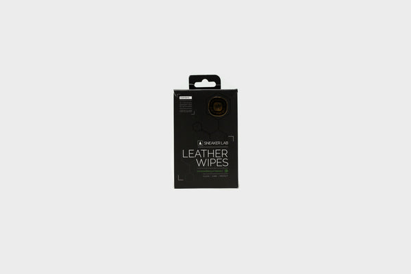 Sneaker Lab - Leather Wipes (12 Pack)