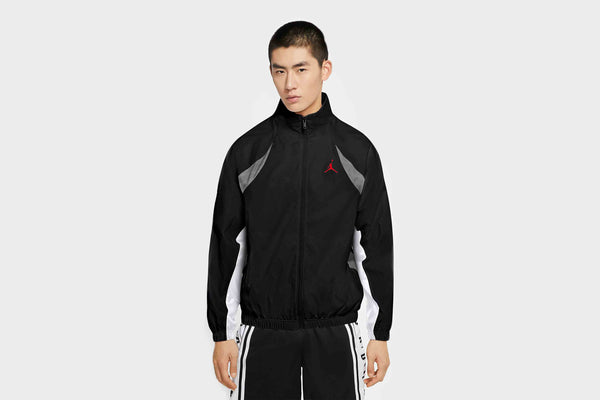 Jordan Legacy Jacket (Black/Red)