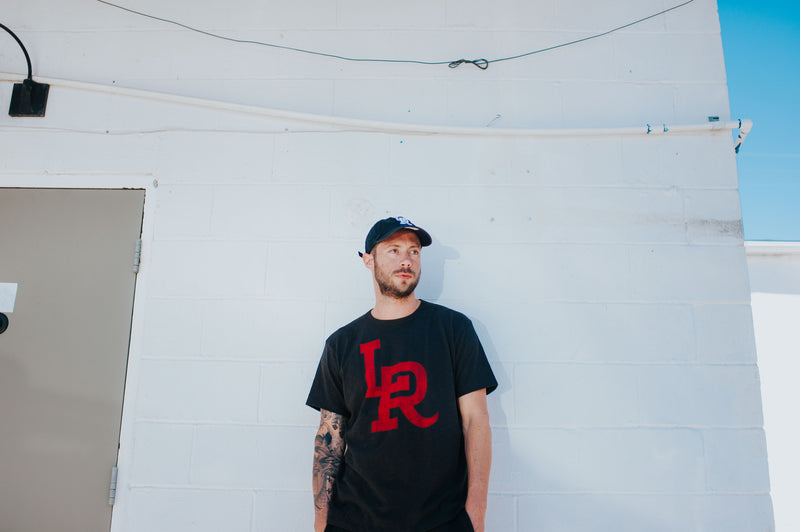 RCK x 47 - LR Travelers Scrum Tee (Jet Black)