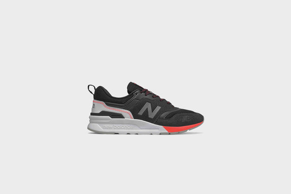 New Balance CM997HFQ (Black/Energy Red/White)