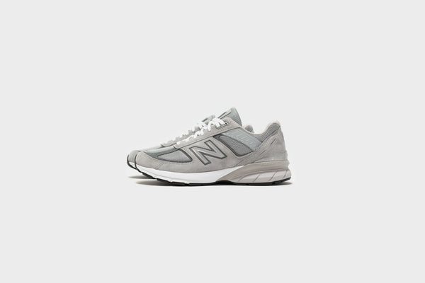 New Balance Made in USA 990V5 (Grey/Castlerock)