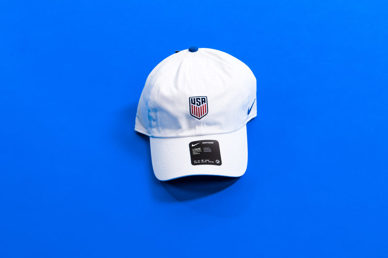 Nike - USA Heritage 86 Cap (White/Midnight Navy/Sport Red)