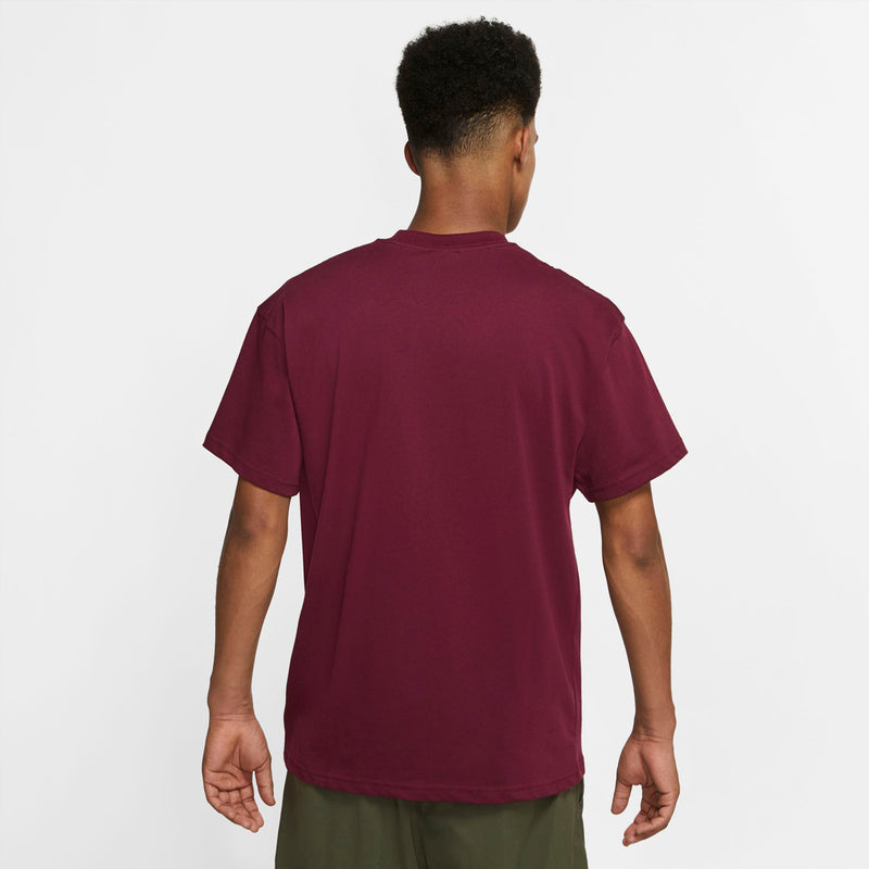 Nike ACG Graphic T-Shirt (Dark Beetroot/Habanero)