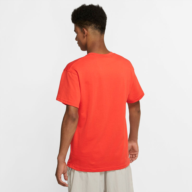Nike ACG Graphic T-Shirt (Habanero Red/Black)