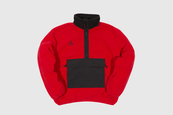 Nike ACG Polar Anorak (University Red/Black)