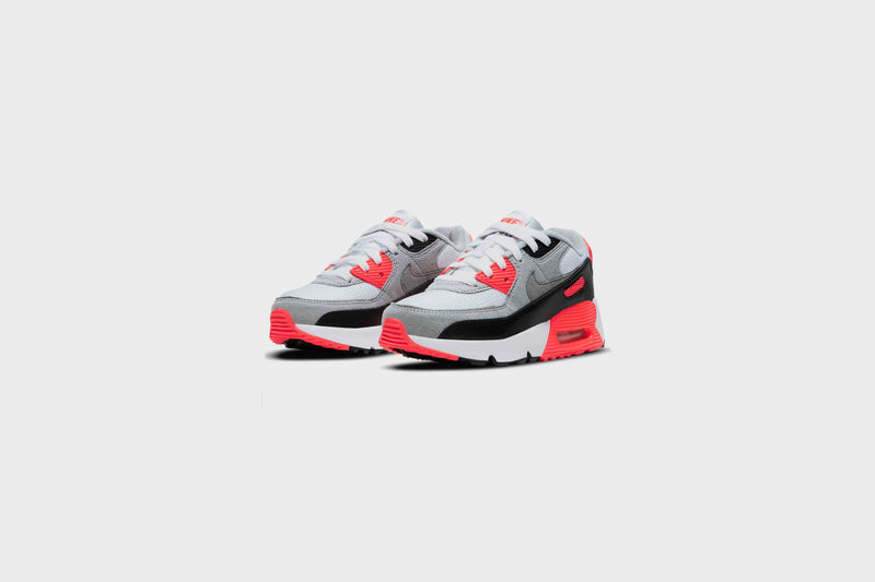 Nike Air Max 90 QS PS (White/Black-Cool Grey)