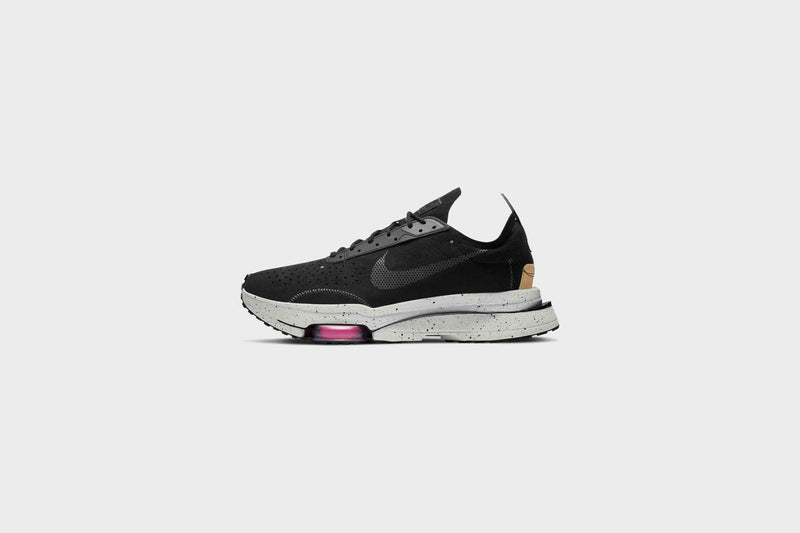 Nike Air Zoom-Type (Black/Dark Grey-Canvas)