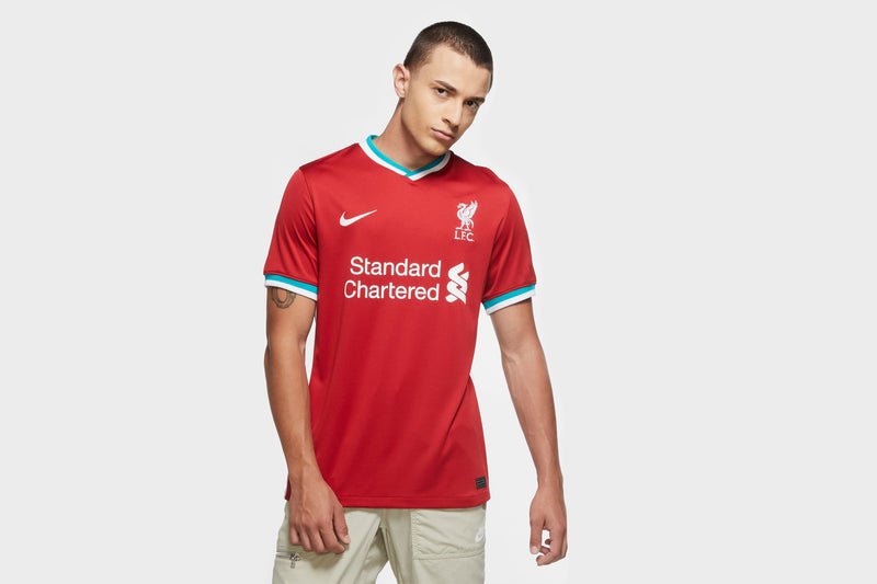 Nike Liverpool FC 2020/21 Stadium Home Jersey (Red)