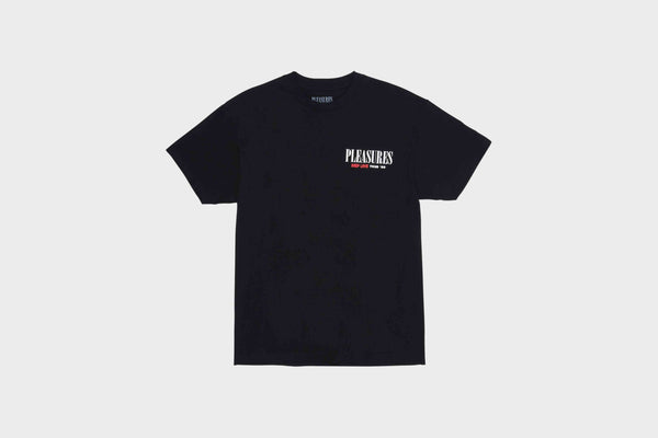 Pleasures - Deep Love T-Shirt (Black)