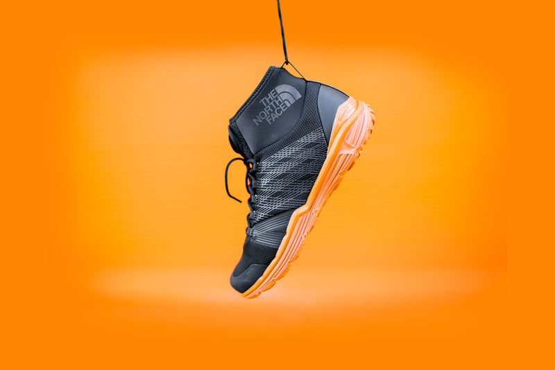 Publish X The North Face Litewave Ampere II HC (Anthracite/Amberglow)