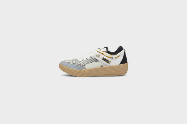 Puma Clyde All-Pro Kuzma (Puma White/Pebble)