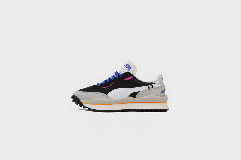 Puma Style Rider Play On (P.Black-Hgh Rise-Gray Violet)