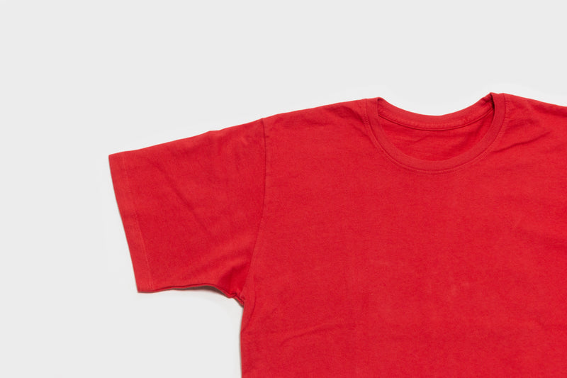 RCK x Standard Issue Pigment Tee (Red)