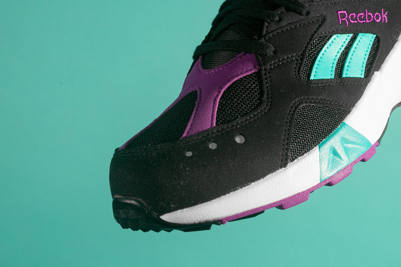 Reebok AZTREK (Black/Teal/Grey)