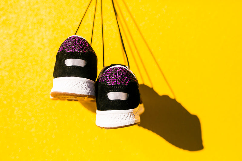 Sole Box X Saucony Shadow 5000 EVR (Black/Pink)