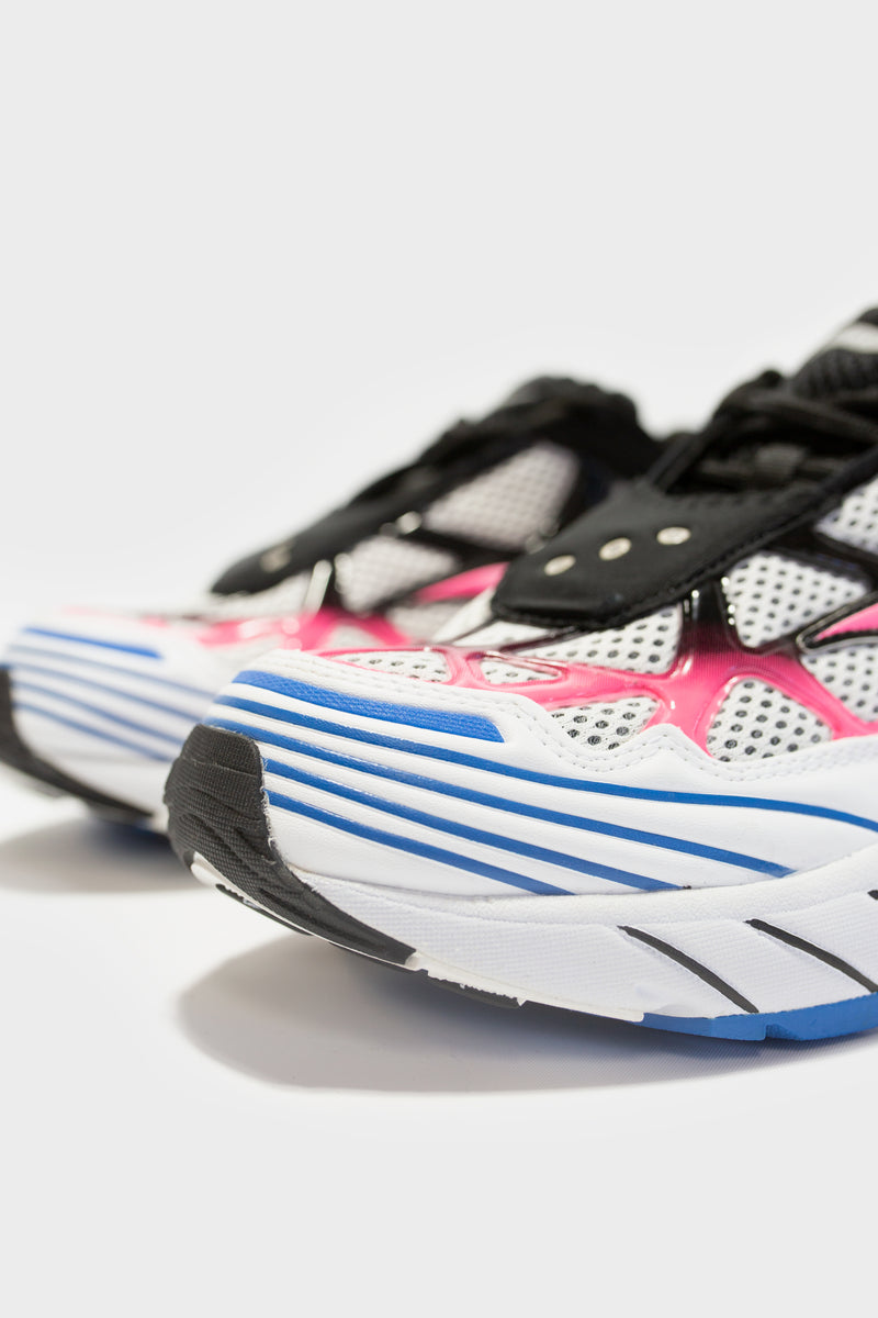 Saucony Grid Web (White/Pink/Blue)
