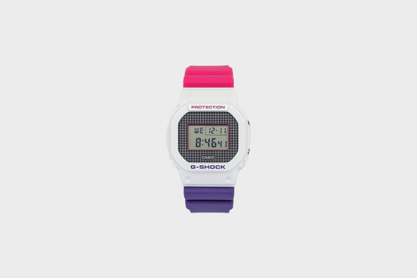 Casio G-Shock DW5600THB-7 (Purple/White-Pink)